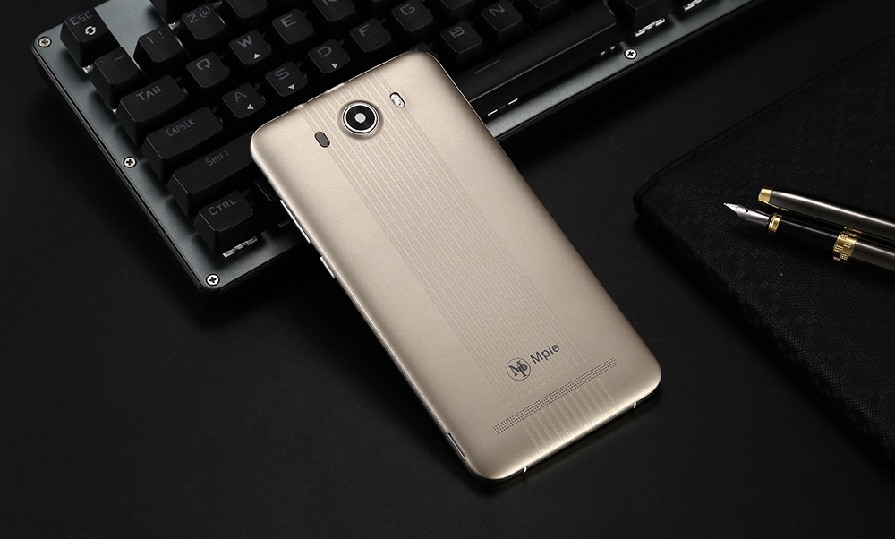 Mpie S15 3G Phablet 6.0 inch Android 5.1 MTK6580 Quad Core 1.3GHz 512MB RAM 8GB ROM Bluetooth 4.0