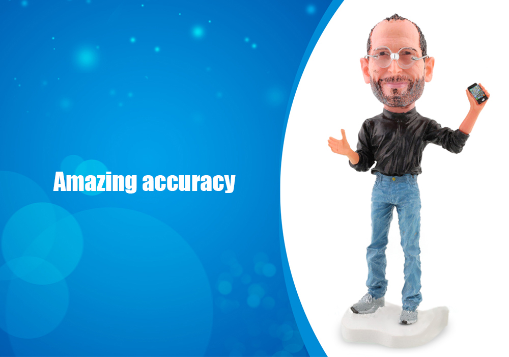 Figurine Animation Collectible ABS + PVC Action Figure - 7.09 inch