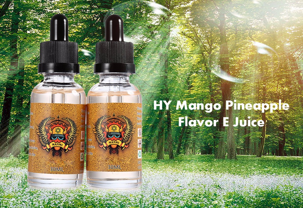 HY Mango Pineapple Flavor E-liquid / E-juice for E Cigarette
