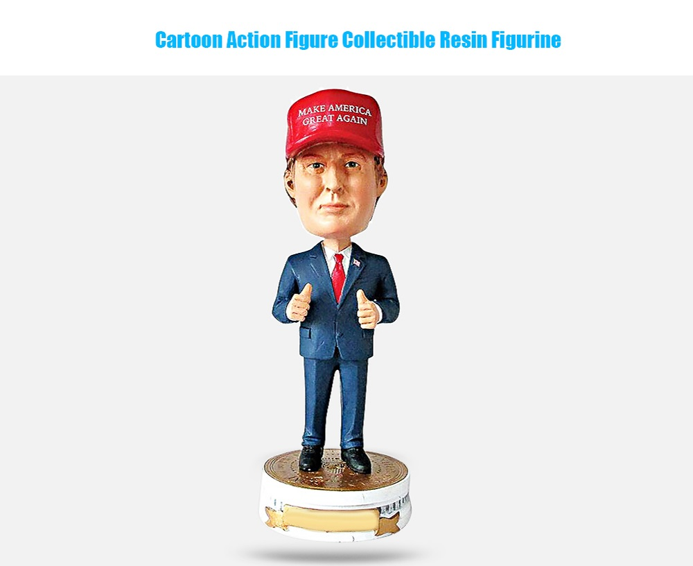 Figurine Animation Collectible Resin Action Figure - 6.89 inch