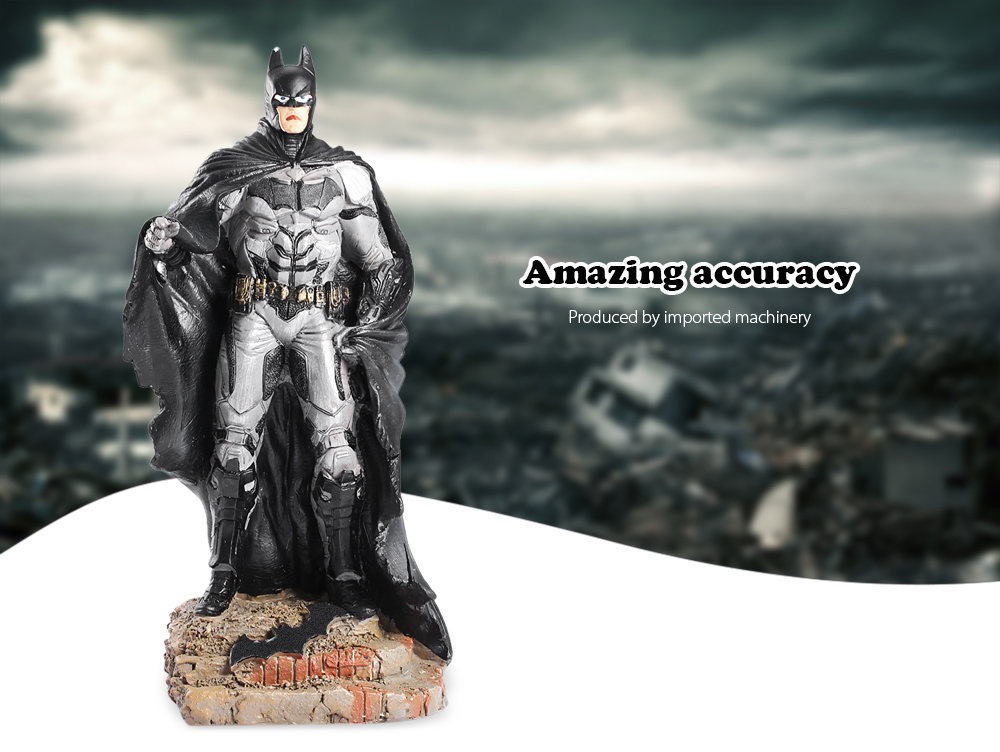 11.81 inch Figurine Animation Collectible Resin Action Figure