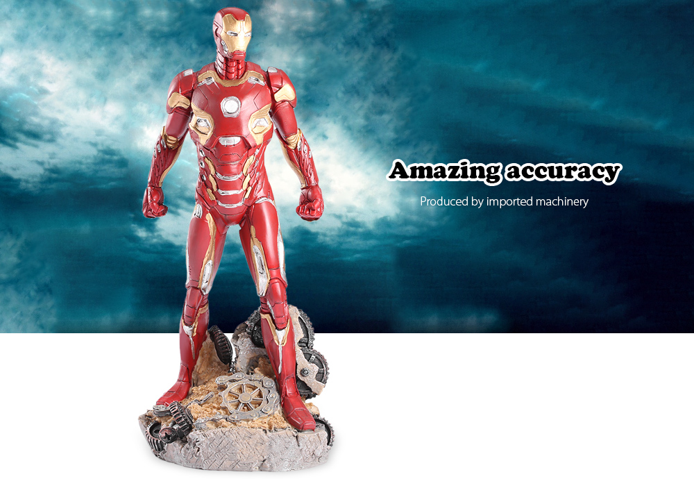 12.2 inch Figurine Animation Collectible Resin Action Figure