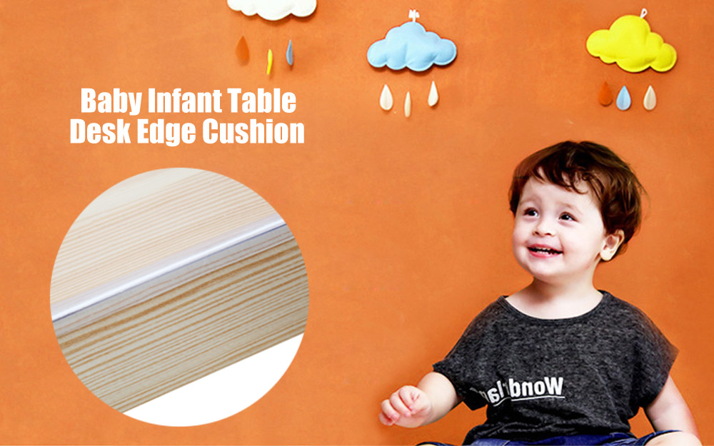 Safety Table Edge Cushion for Infant Baby
