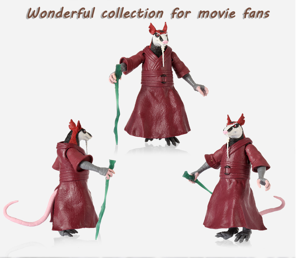 Movable Movie Figure Shape Kid Model Toy Decoration - 5.51 inch