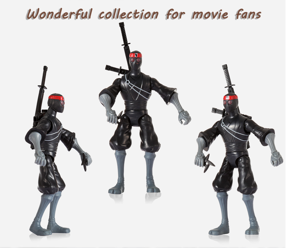 Movable Figurine Movie Figure Kid Model Toy Decor - 4.72 inch