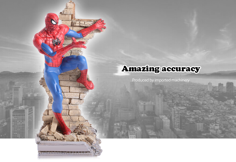 Figurine Resin Animation Collectible Action Figure - 11.81 inch