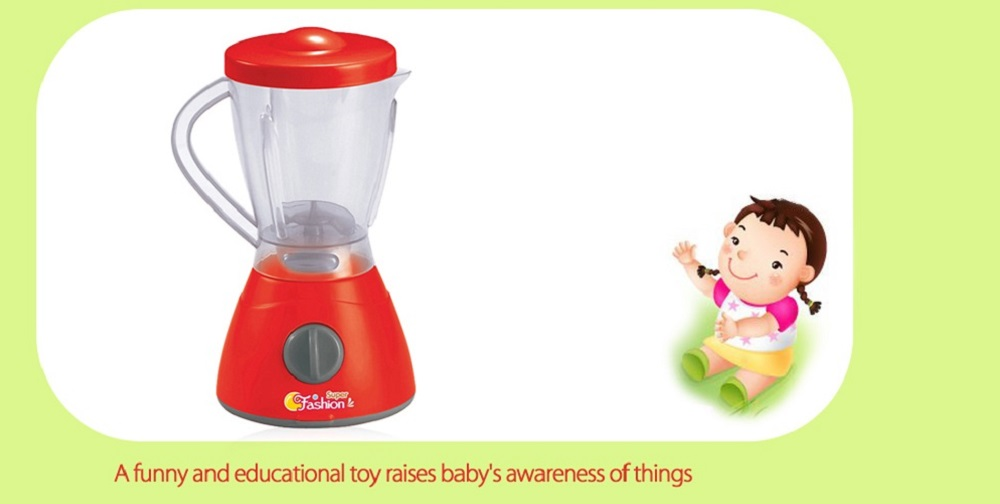 Electric Simulation Appliance Set Educational Pretend Play Toy Gift