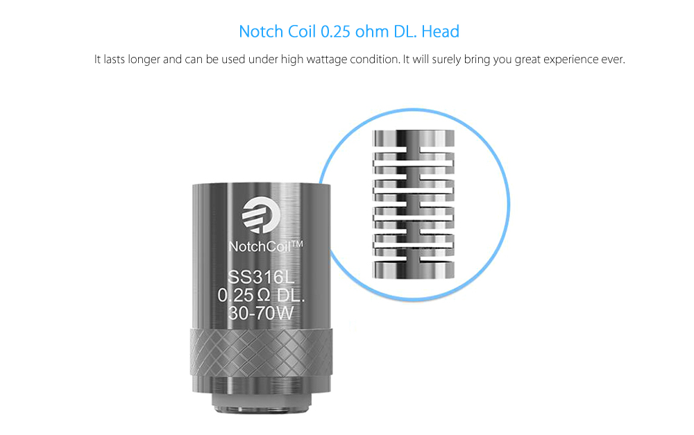 Original Joyetech CUBIS Pro Clearomizer with 4ml / Top Filling / Airflow / 0.25 ohm for E Cigarette