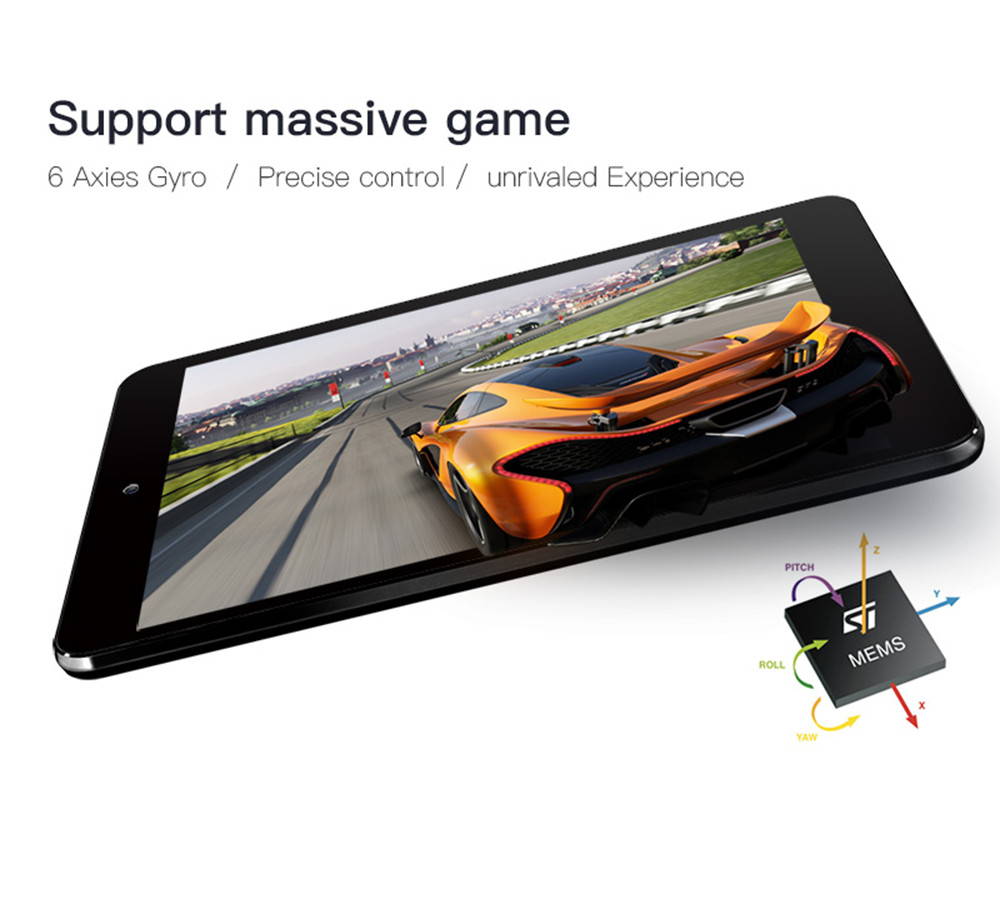 FNF Ifive Mini 4S Tablet PC 7.9 inch Android 6.0 RK3288 Quad Core 1.8GHz 2GB RAM 32GB ROM 2.0MP + 8.0MP Cameras