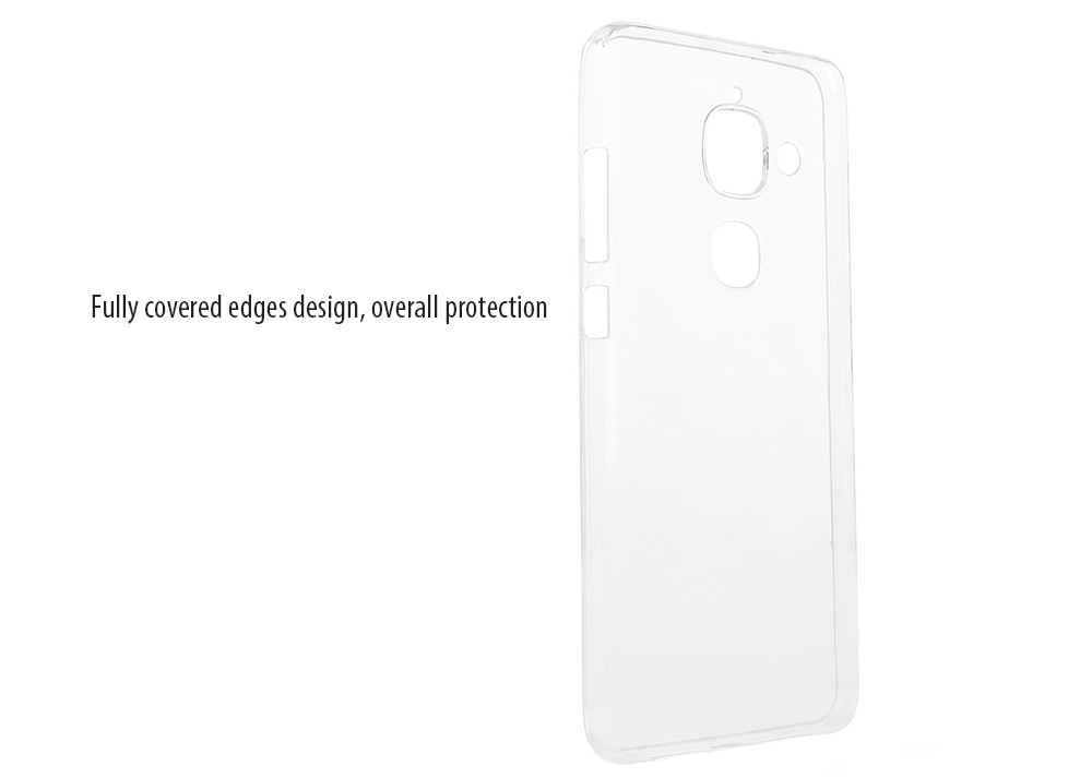Luanke Transparent TPU Soft Case Protective Cover Phone Protector for for LeEco Le Max2
