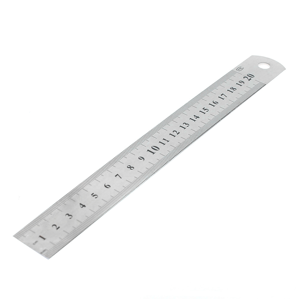 High Quality Stainless Steel Ruler 20cm / 8 inch
