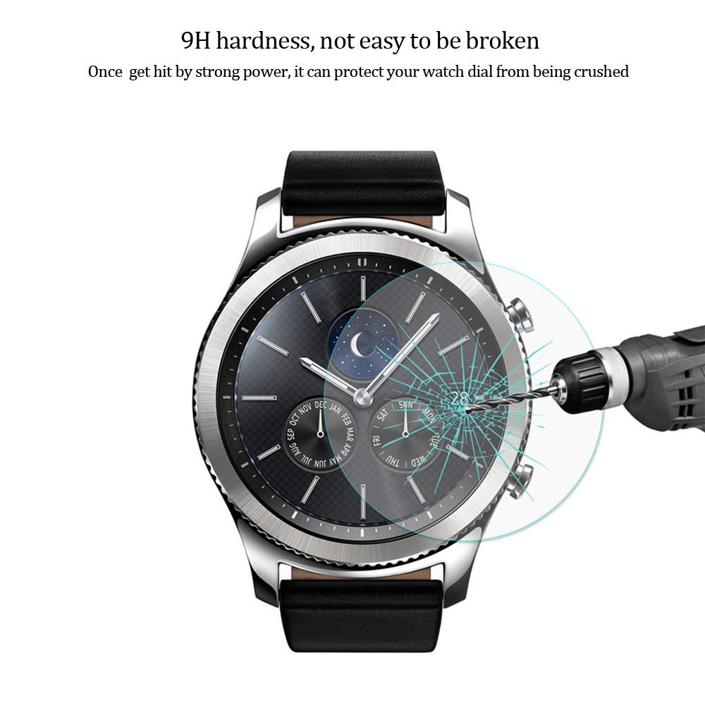 Hat - Prince 0.2mm Thickness Protective Film for Honor Watch S3
