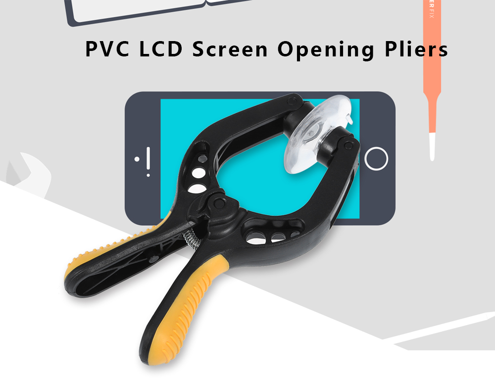 PVC LCD Screen Opening Pliers for Repairing