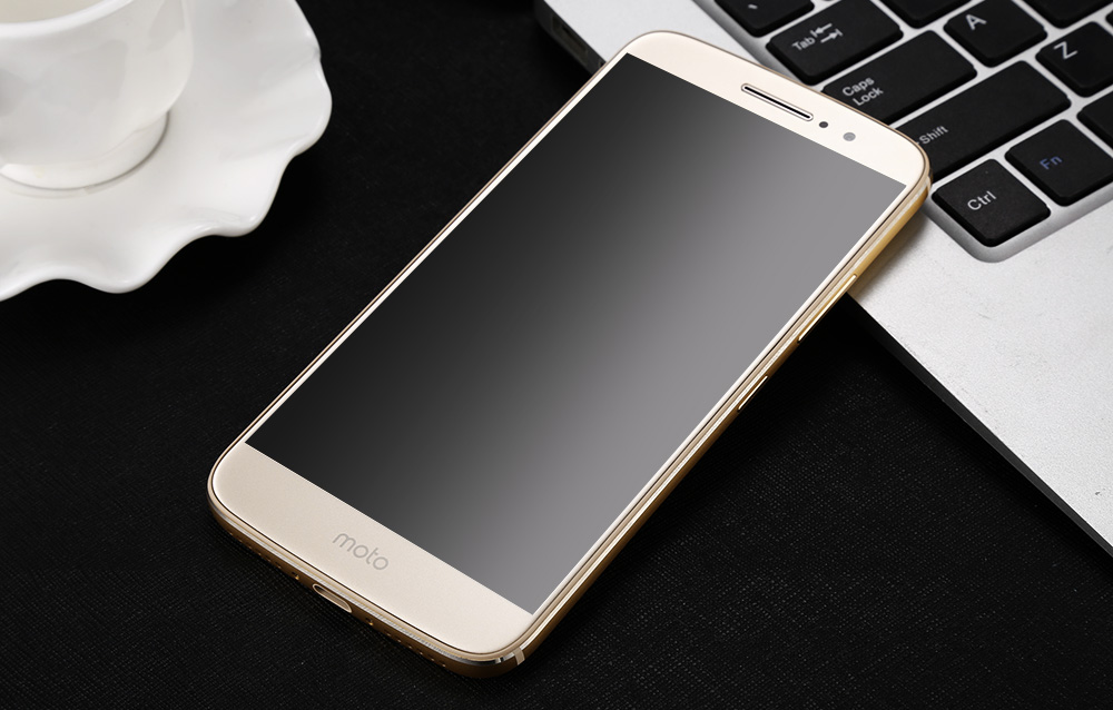 Motorola MOTO M 5.5 inch Android 6.0 4G Phablet Helio P15 Octa Core 2.2GHz 4GB RAM 32GB ROM 8.0MP + 16.0MP Cameras Fingerprint Scanner