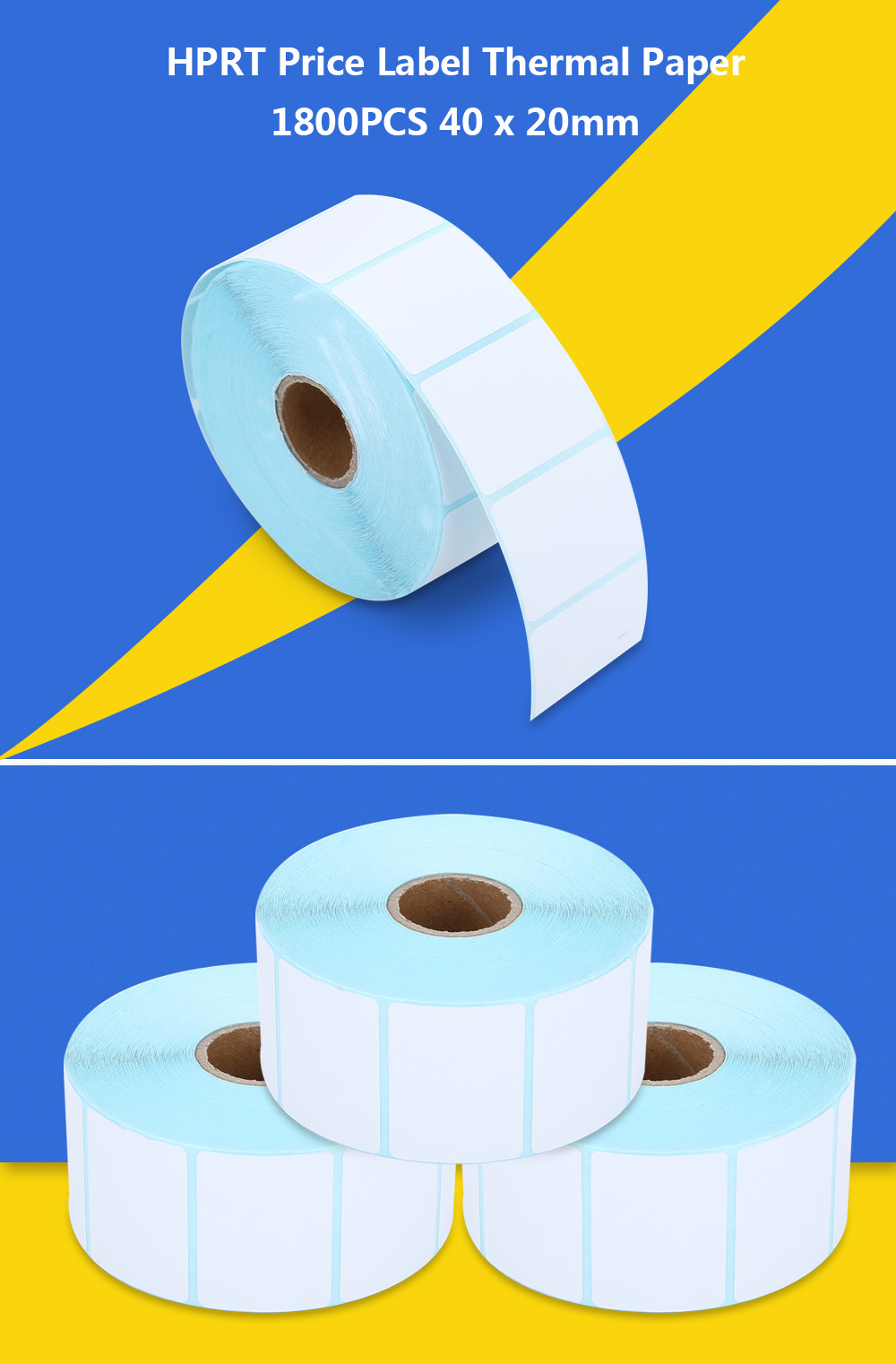 Buy now to avoid global thermal paper shortage