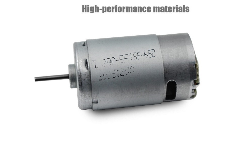 Original HBX RC390 Brushed Motor Fitting for 12891 RC Truck