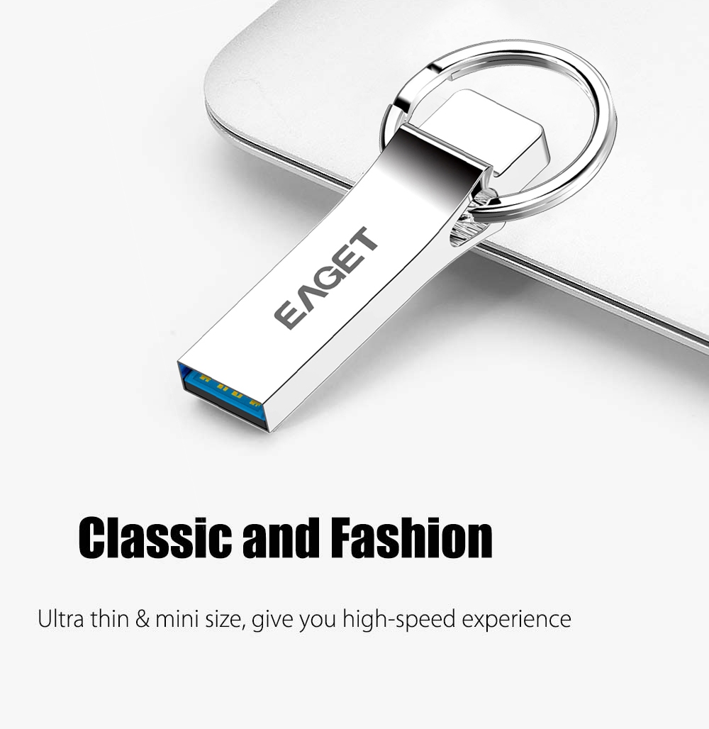 EAGET U90 16/ 32 / 64GB USB 3.0 Disco de Flash