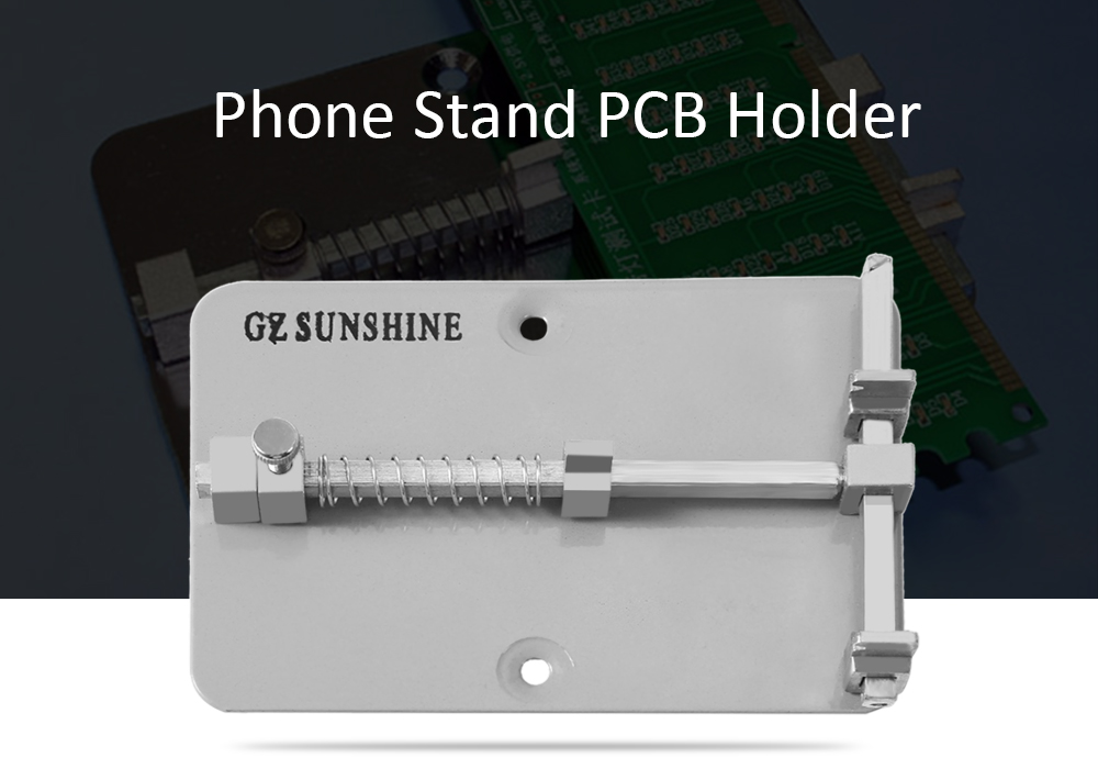 Phone Stand PCB Board Holder for Repairing / Disassembling