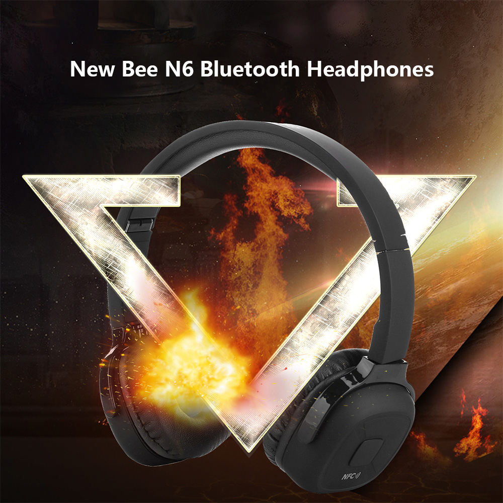 New Bee N6 Noise-canceling Headphones