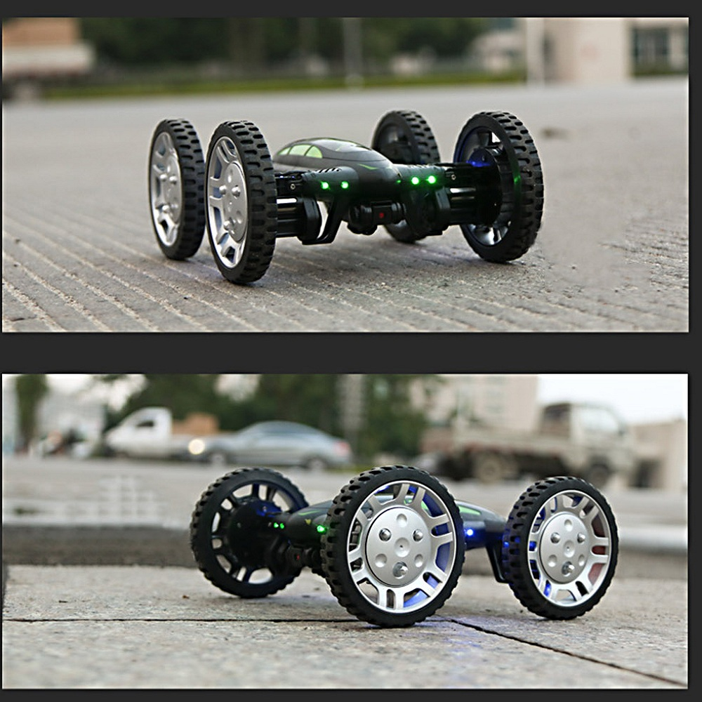 FY602 High Speed RC Car Air-land Mode / 6-axis Gyro / Headless Mode / LED Light