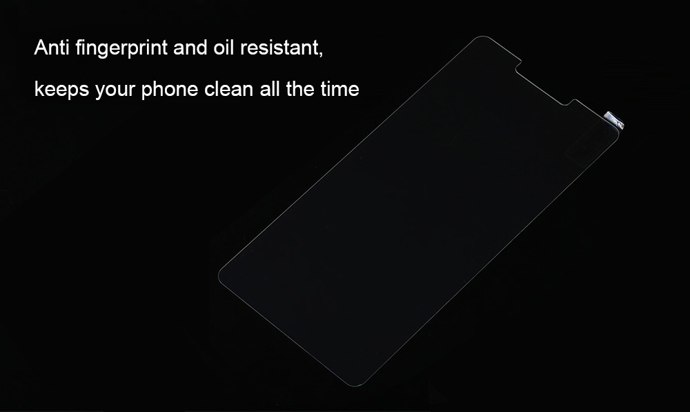 Tempered Glass Screen Film for Cubot Max Ultra-thin 0.3mm 2.5D 9H Explosion-proof Protector