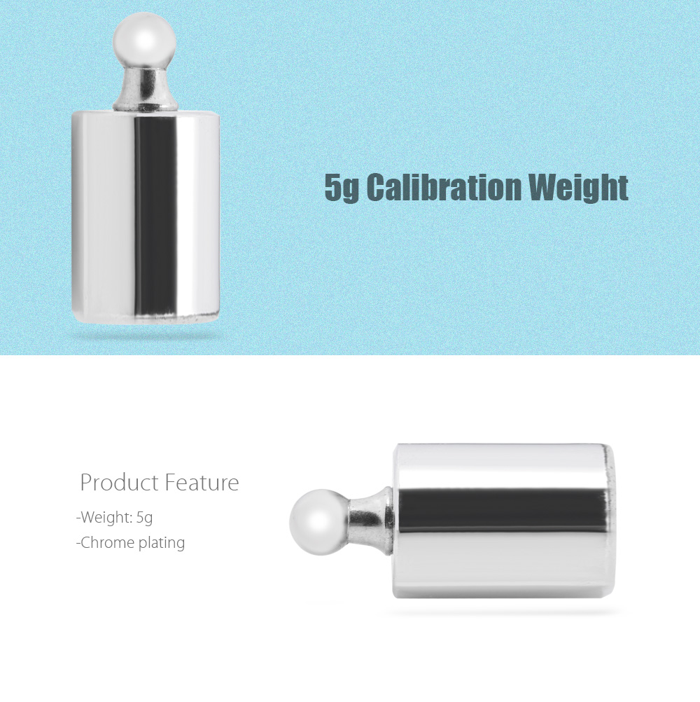 5g Calibration Weight for Digital Scale Balance