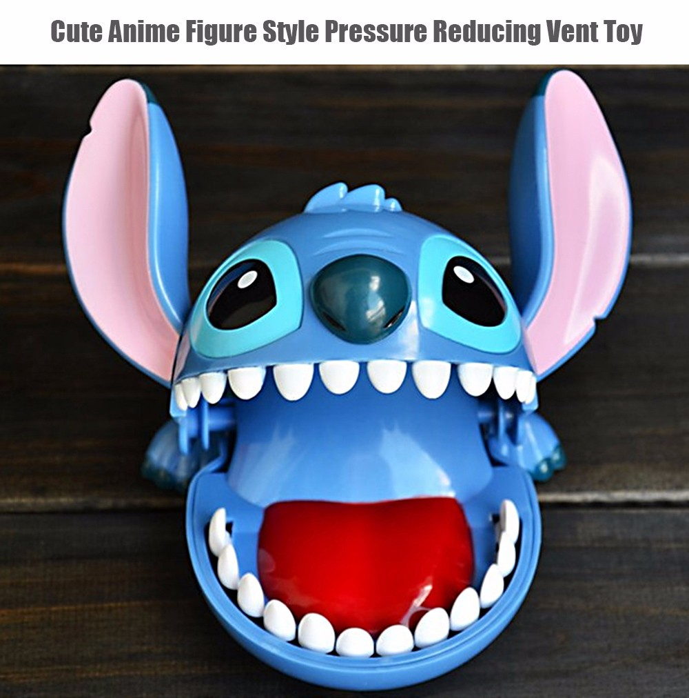 Anime Figure Style Stress Reliever Pressure Reducing Vent Toy for Office Worker