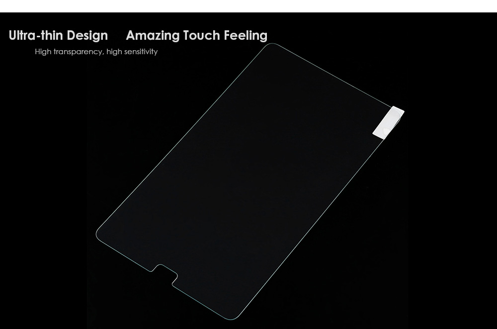 Hat - Prince Ultra-thin Tempered Glass Protective Film for Huawei M3 Tablet PC