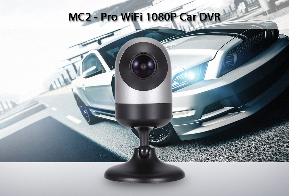 MC2 - Pro Car DVR with WiFi Function