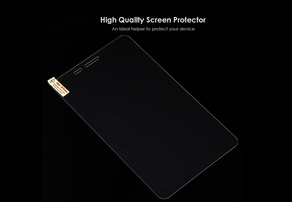 Hat - Prince Ultra-thin Tempered Glass Protective Film for Huawei Honor 2 Tablet PC