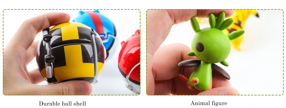 Explosive Props Party Bar Anti-stress Toy New Year Gift - 4pcs / set