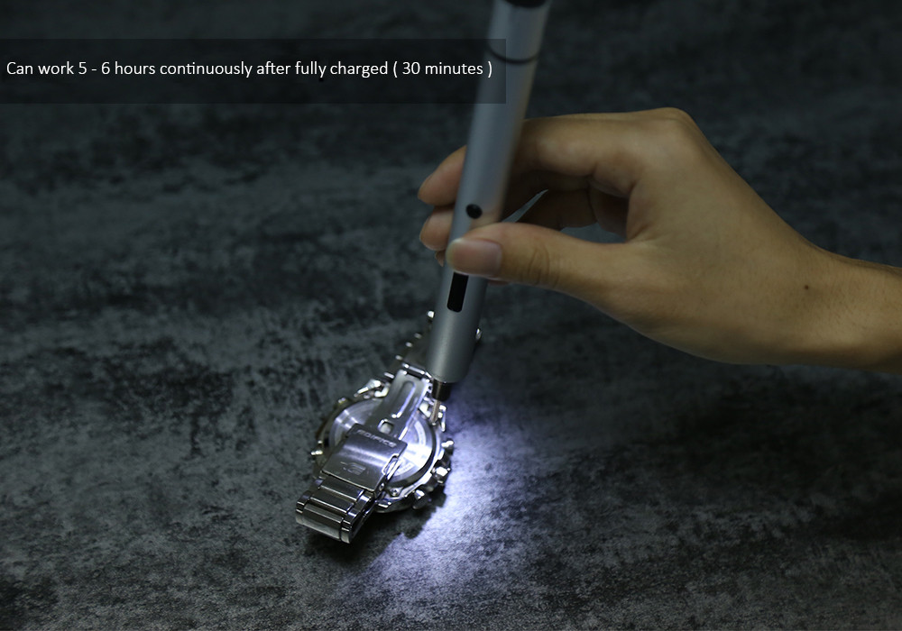 Wowstick A1 Mini Cordless Electric Screwdriver Set for Mobile Phone Camera Laptop