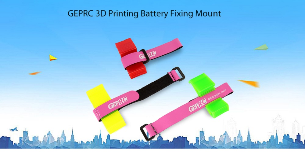 GEPRC 3D Printing Battery Fixing Mount for Racing Drone