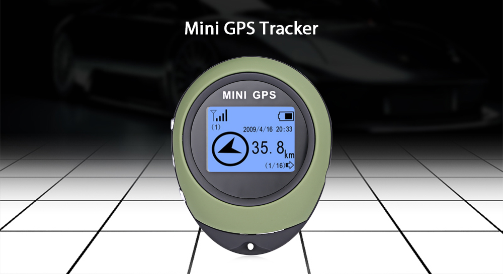 Mini Positioning Device GPS Tracker