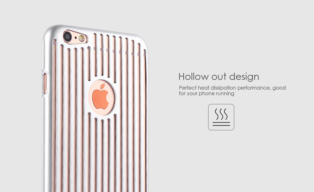 Creative Hollow Out Back Case Protector for iPhone 6 / 6S