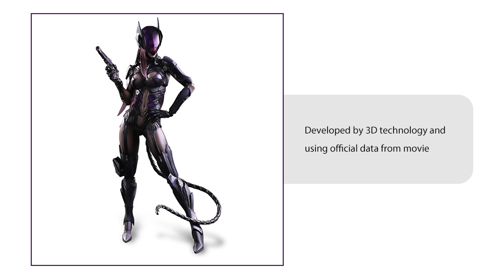 BEILEXING Figurine Anime Collectible PVC Action Figure - 11.02 inch