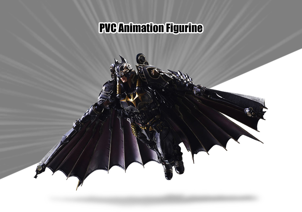 BEILEXING Figurine Anime Collectible PVC Action Figure New Year Present - 10.63 inch