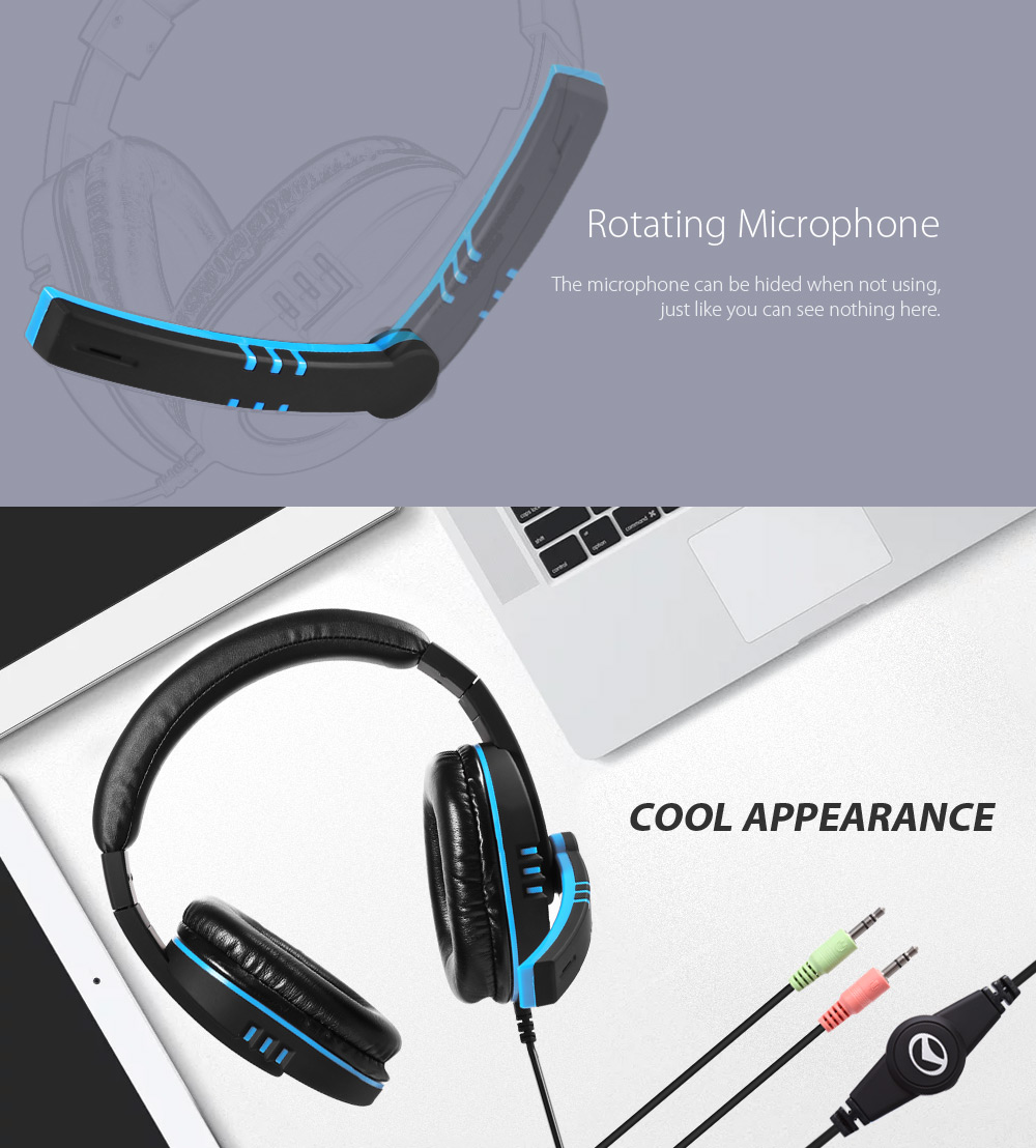 Lupuss - 2002 Noise-canceling On-cord Control PC Headset