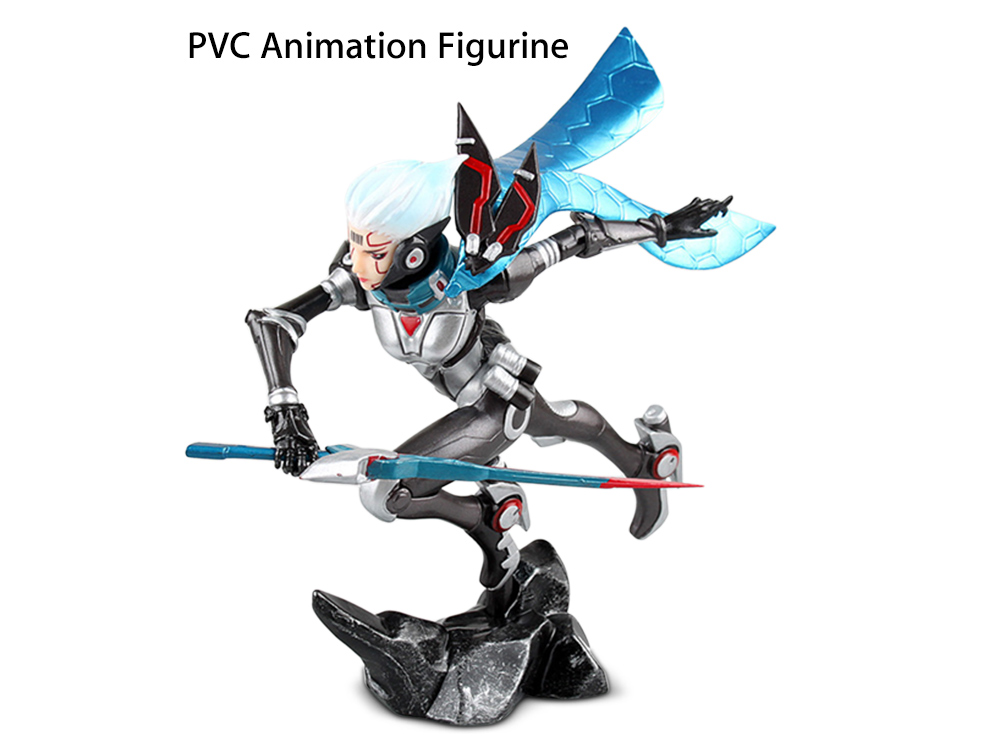 BEILEXING PVC Figure Model Online Video Game Collectible Figurine Toy - 11.02 inch