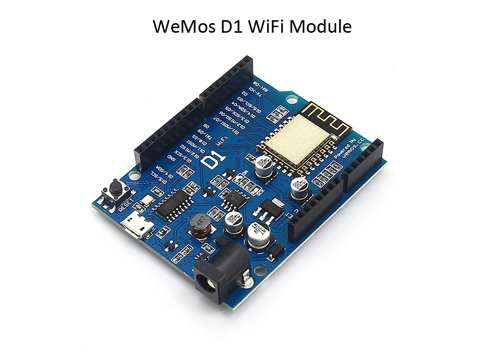 WeMos D1 WiFi Shield Compatible with Arduino