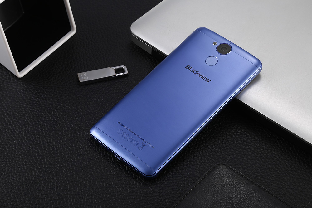 Blackview  P2 4G Phablet Android 6.0 5.5 inch MTK6750 Octa Core 1.5GHz 4GB RAM 64GB ROM Fingerprint Scanner 8.0MP + 13.0MP Cameras