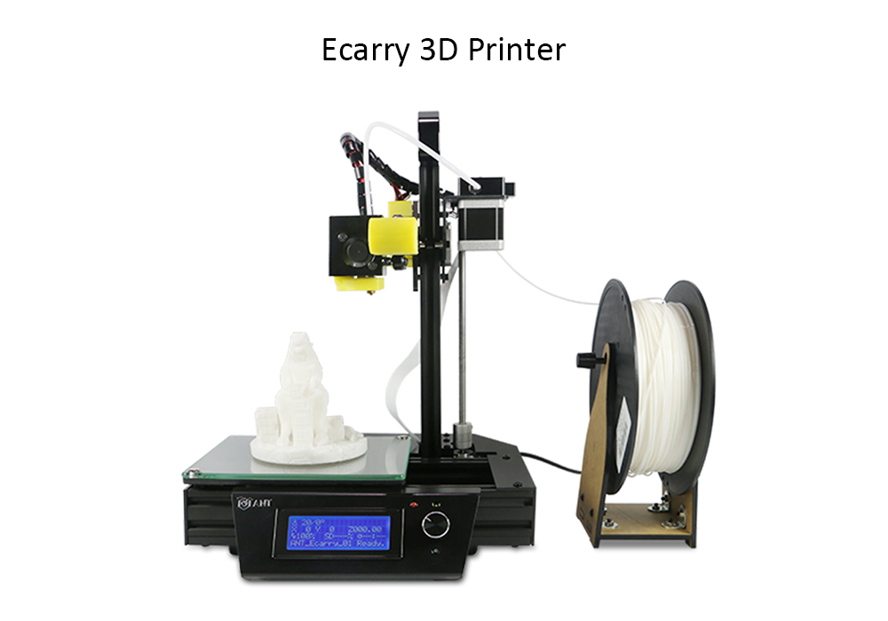 ANT Ecarry 3D Printer with LCD Display