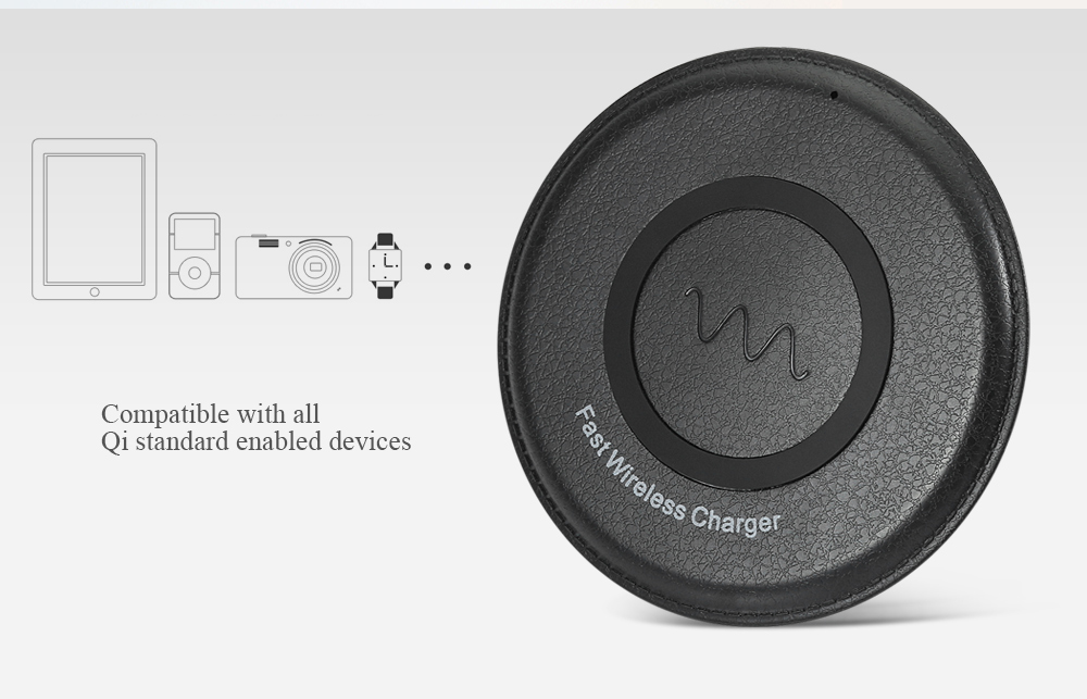 Fast Charge Wireless Power Charger Pad Launcher Transmitter
