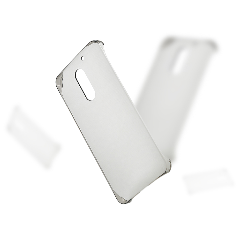 OCUBE Transparent PC Phone Back Case for UMI Super Ultra Thin Mobile Protector