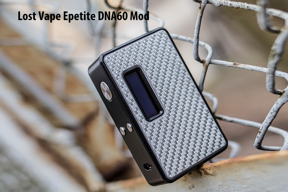 Original Lost Vape Epetite DNA60 Mod with 1 - 60W / 200 - 600F for E Cigarette