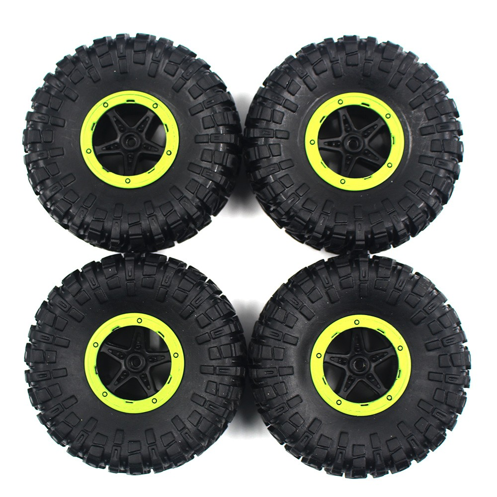 4Pcs Wheel Accessory for HB - P1803 HBP1803 Climbing Car