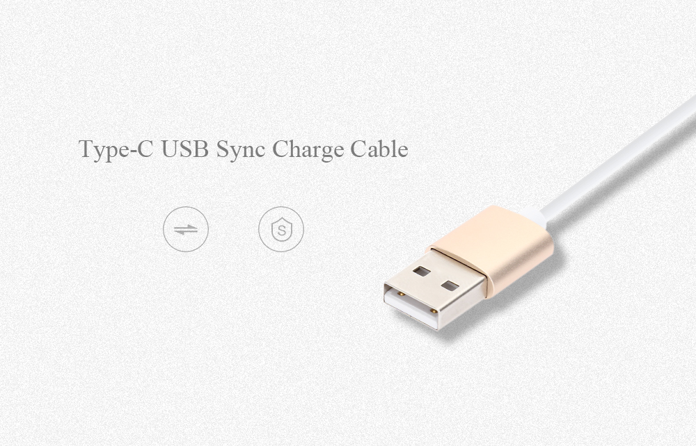 Prompt Magnetic Micro USB Charging Data Sync Cable Detachable Cord - 103cm