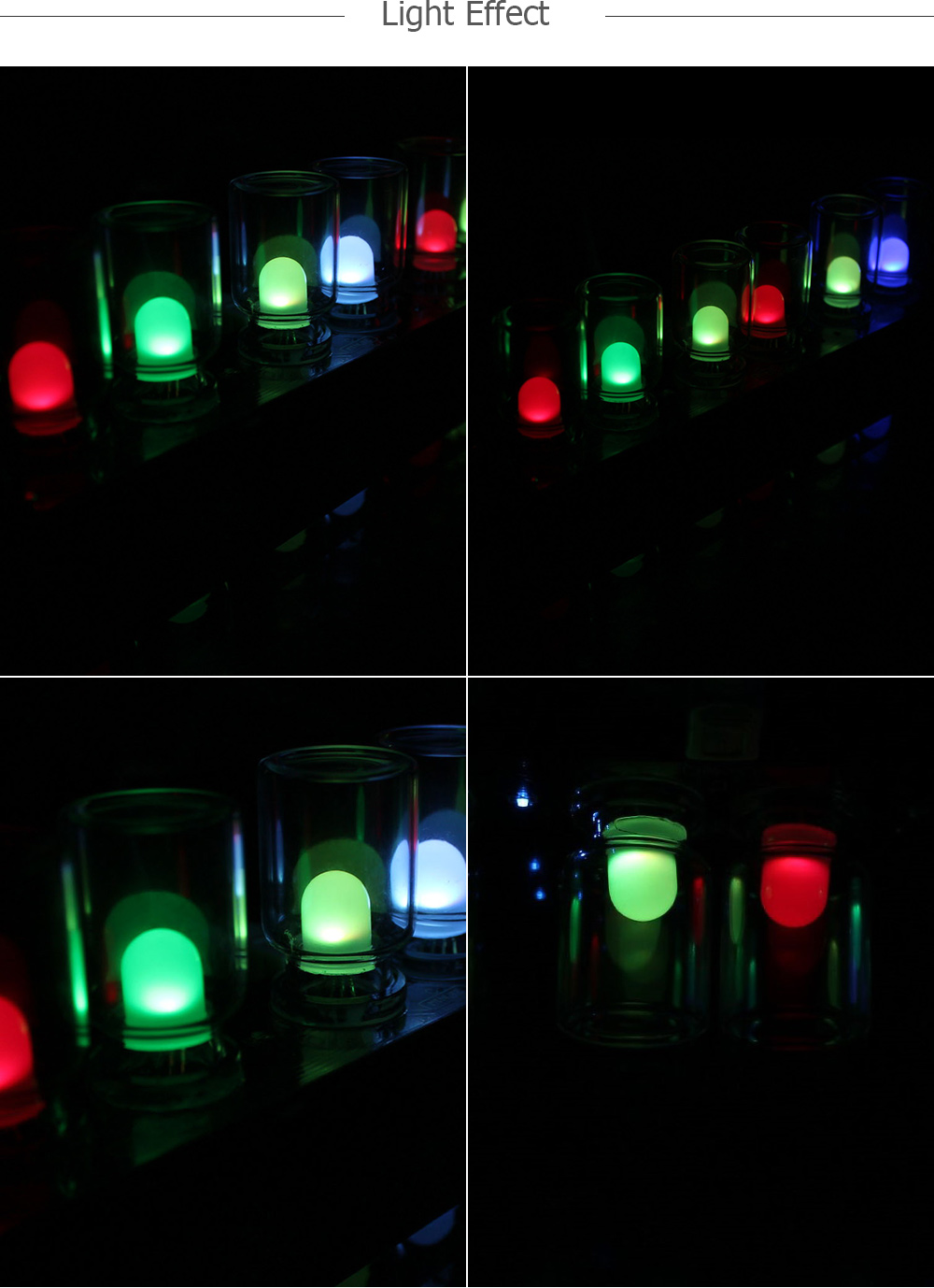 RGB LED Clock for DIY Project