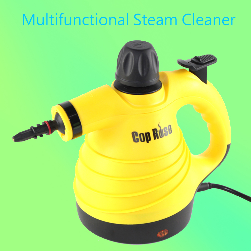 Cop Rose EC - 302 Multifunctional Electric Handheld Steam Cleaner for Toy Bed Sofa