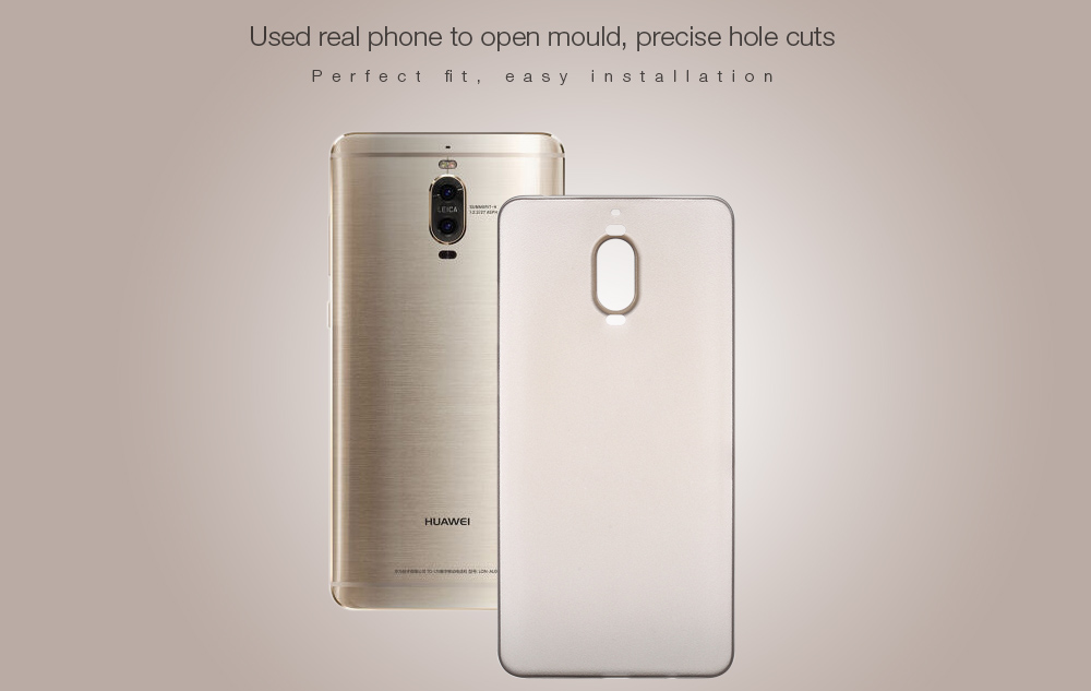 Benks PP Ultra-thin Phone Protective Case for HUAWEI Mate 9 Pro Anti-fingerprint Protector
